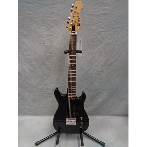 Memphis Short Scale Double Cut Solid Body Electric Guitar