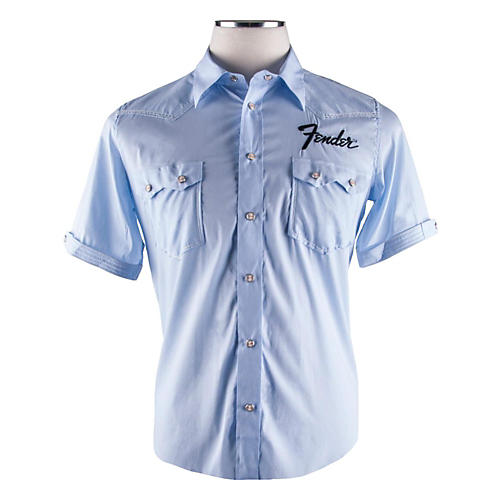 Fender Short Sleeve Garage Shirt-thumbnail