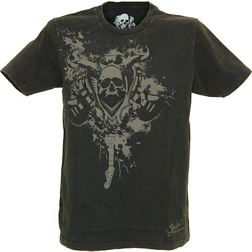 Fender Short-Sleeve Horns Crest T-Shirt