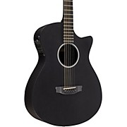 RainSong Shorty Satin Acoustic-Electric Guitar