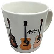 Martin Showcase Barrel Mug