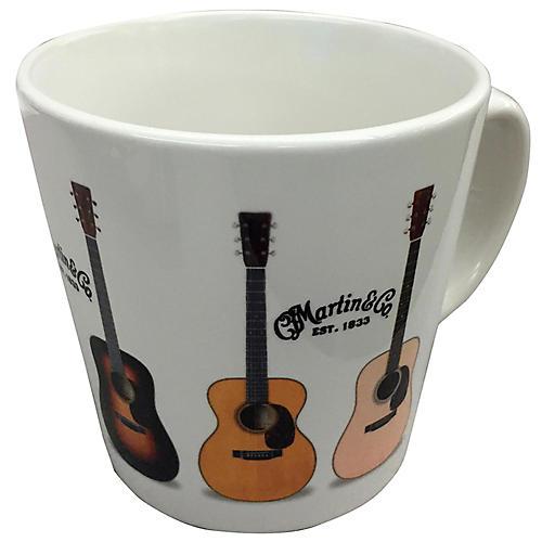 Martin Showcase Barrel Mug