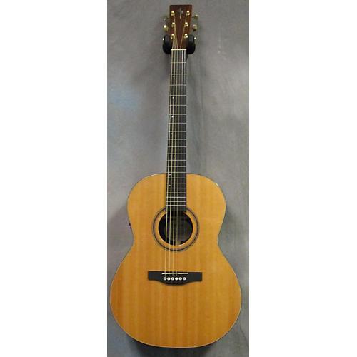 Simon & Patrick Showcase Folk A6T Acoustic Electric Guitar-thumbnail