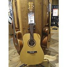 Simon & Patrick Showcase Mahogany A6T Acoustic Electric Guitar