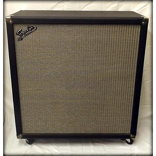 Fender Showman 412S Guitar Cabinet
