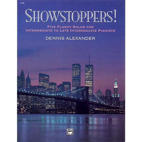 Alfred Showstoppers!-thumbnail