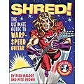 Backbeat Books Shred - The Ultimate Guide To Warp Speed Guitar Book/CD  Thumbnail