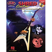 Musicians Institute Shred Guitar Musicians Institute Press Series Softcover with CD Written by Greg Harrison