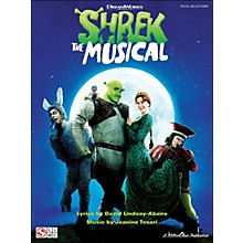 Cherry Lane Shrek - The Musical arranged for piano, vocal, and guitar (P/V/G)