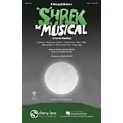 Cherry Lane Shrek: The Musical (Choral Medley) SATB arranged by Mark Brymer