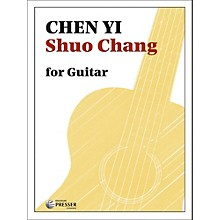 Carl Fischer Shuo Chang - Solo Guitar