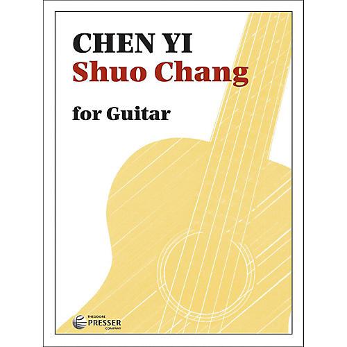 Carl Fischer Shuo Chang - Solo Guitar-thumbnail