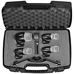 Shure PG 4-Piece Drum Microphone Package