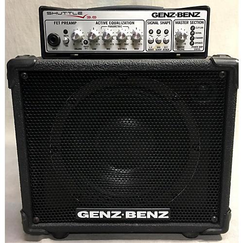 Genz Benz Shuttle 3.0 300W 1X10 Bass Combo Amp-thumbnail