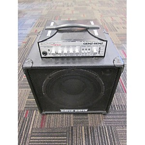 Pre-owned Genz Benz Shuttle 3.0 300 Watt 1x10 Bass Combo Amp by Genz Benz