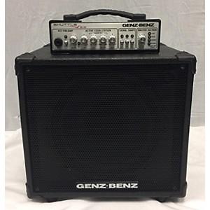 Pre-owned Genz Benz Shuttle 3.0 300 Watt 1x10 Bass Combo Amp by Genz Benz