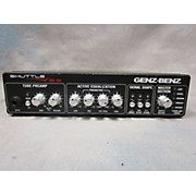 Genz Benz Shuttle 9.0 Tube Bass Amp Head