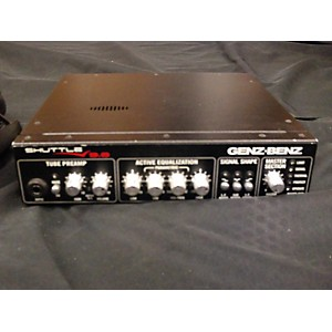Pre-owned Genz Benz Shuttle 9.0 Tube Bass Amp Head by Genz Benz