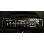 Genz Benz Shuttlemax 9.2 900W Bass Amp Head