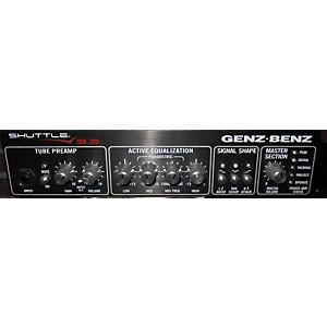 Pre-owned Genz Benz Shuttlemax 9.2 900 Watt Bass Amp Head by Genz Benz