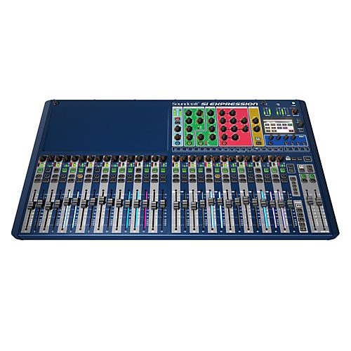 Soundcraft Si Expression 3 Digital Mixer