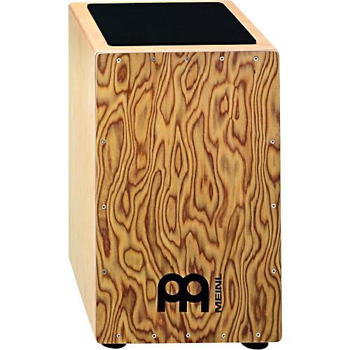 Meinl Siam Oak String Cajon with Makah-Burl Frontplate-thumbnail
