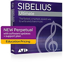Sibelius Sibelius with Support (Academic Version)