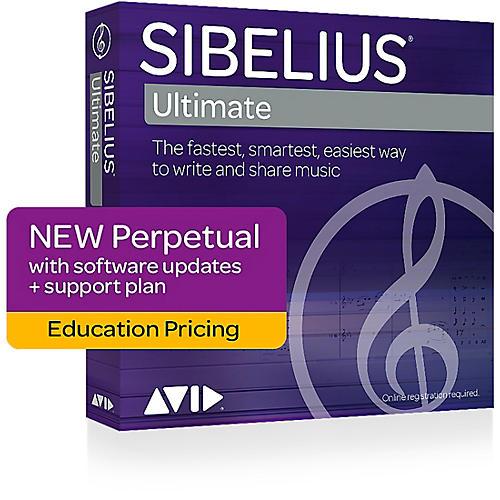 Sibelius Sibelius with Support (Academic Version)-thumbnail