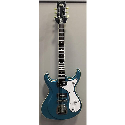 Eastwood Sidejack Dlx Solid Body Electric Guitar-thumbnail
