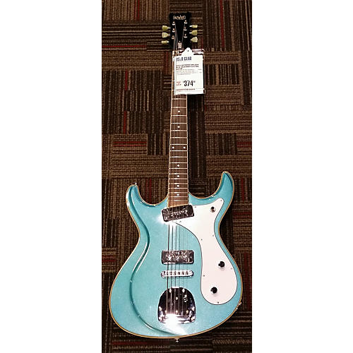 Eastwood Sidejack Solid Body Electric Guitar