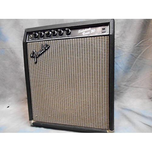 Fender Sidekick 30 Bass Combo Amp-thumbnail