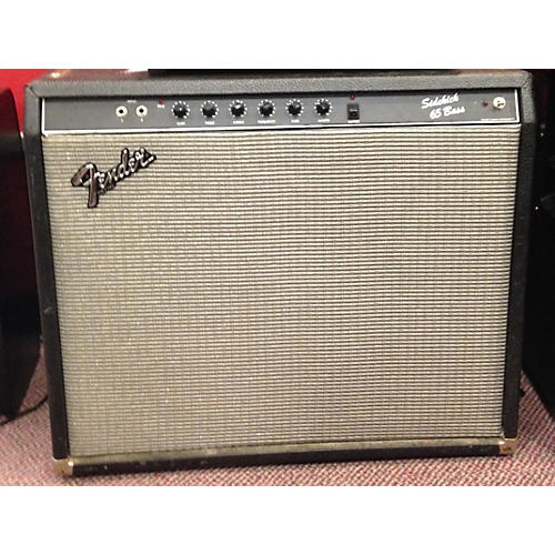 Fender Sidekick 65 Bass Combo Amp
