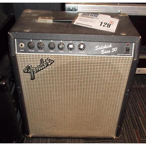 Fender Sidekick Bass 30 Bass Combo Amp-thumbnail