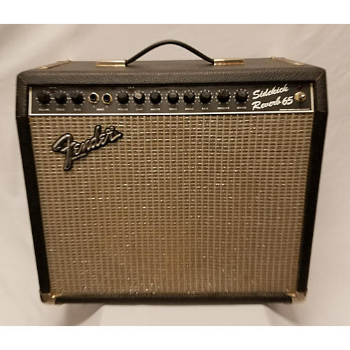 Fender Sidekick Reverb 65 Guitar Combo Amp-thumbnail