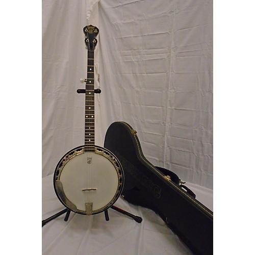 used deering sierra 5 string banjo guitar center. Black Bedroom Furniture Sets. Home Design Ideas