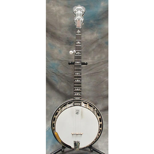 Deering Sierra Maple 5 String Banjo-thumbnail