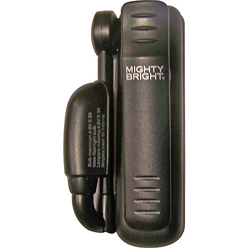 Mighty Bright Sight Reader Stand Light Black