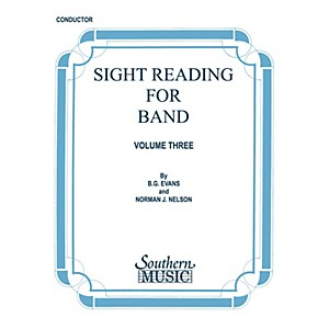 Southern Sight Reading for Band, Book 3 Bassoon Southern Music Series by ...