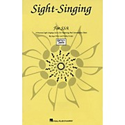 Sight Singing For SSA Singer Edition Practical Course For Beg & Intermediate Choirs