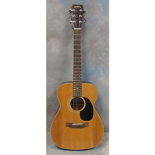 Martin Sigma Acoustic Guitar-thumbnail