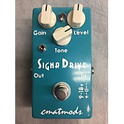 CMAT Mods Signa Drive Effect Pedal