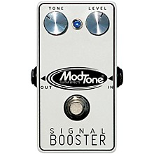 Modtone Signal Booster Guitar Pedal Level 1