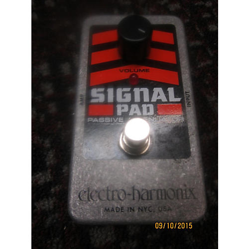 Electro-Harmonix Signal Pad Attenuator Pedal