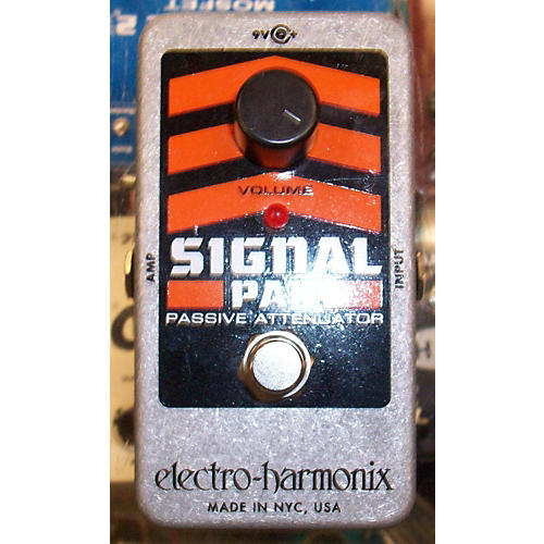 Electro-Harmonix Signal Pad Passive Attenuator Pedal-thumbnail