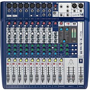 Soundcraft Signature 12 Analog Mixer