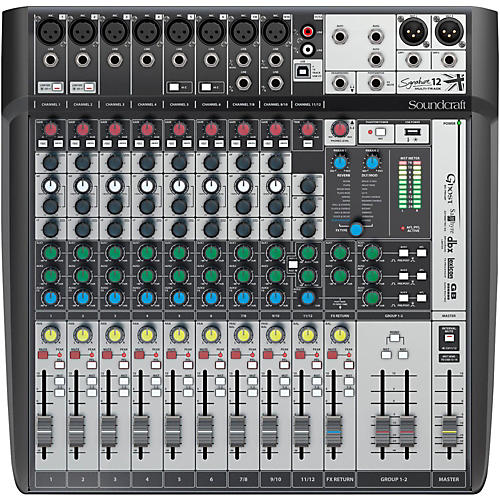 Si Expression 3 | Soundcraft - Professional Audio Mixers