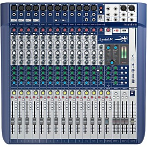 Soundcraft Signature 16 Analog Mixer by Soundcraft