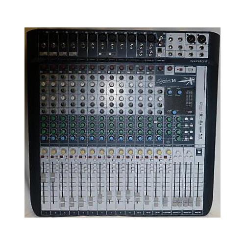 Soundcraft Signature 16 Unpowered Mixer