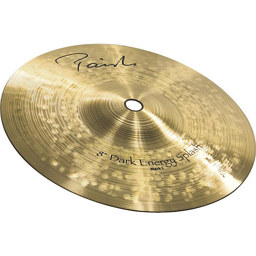Paiste Signature Dark Energy Splash MK I  8 in.