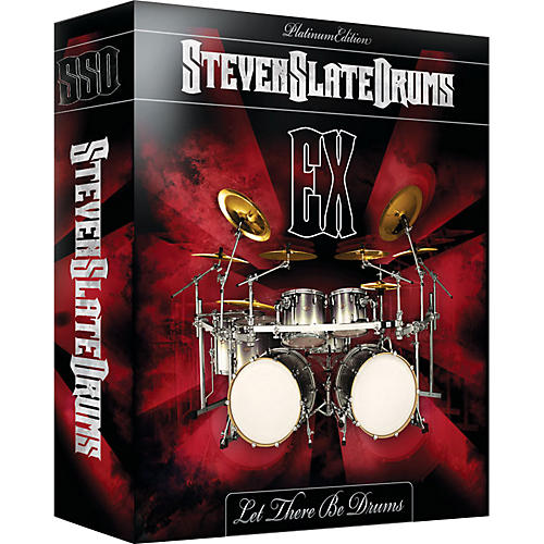Steven Slate Drums Signature Drum Kits EX Virtual Instrument